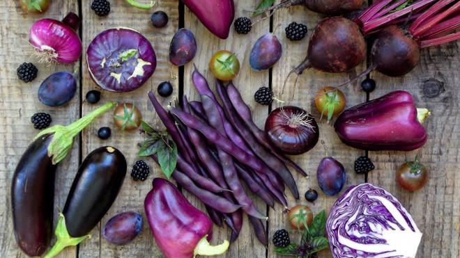 8 loại thực phẩm màu tím nên bổ sung vào thực đơn mỗi ngày - Ảnh 1.