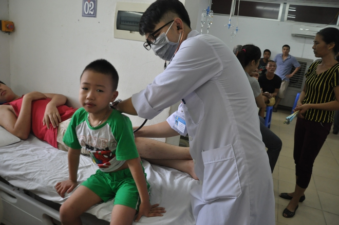 Hà Nội thêm trường hợp thứ 4 tử vong vì sốt xuất huyết - Ảnh 2.
