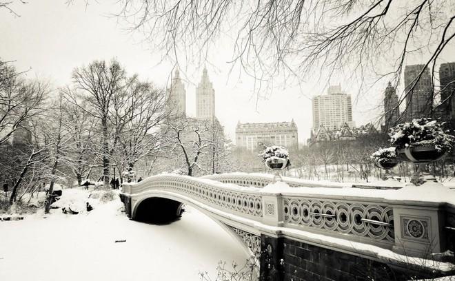 Ngất ngây với những hình ảnh tuyết rơi đẹp lung linh trên khắp thế giới - Ảnh 17.