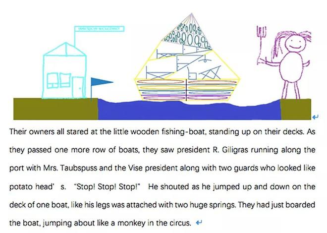 Cậu bé 10 tuổi tự học ở nhà, thành thạo 3 thứ tiếng, viết được 2 cuốn sách bằng tiếng Anh - Ảnh 5.
