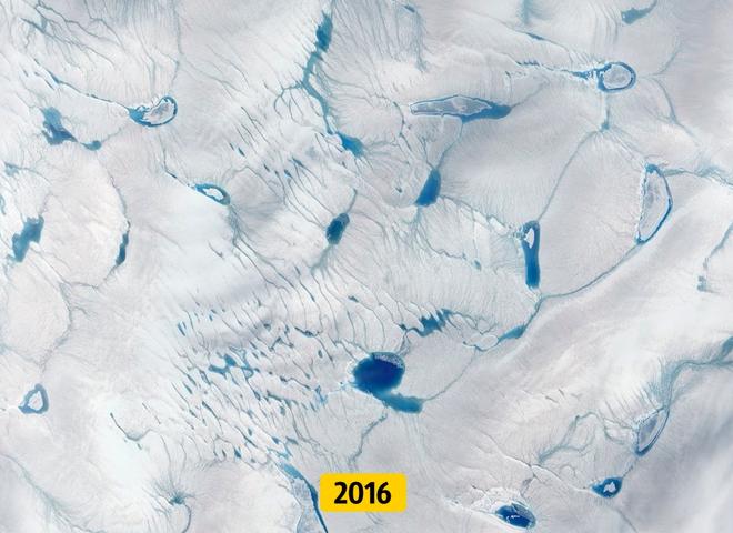 Những hình ảnh biến đổi khí hậu gây sốc toàn thế giới này sẽ cho bạn thấy Trái đất đang lâm nguy đến thế nào - Ảnh 1.
