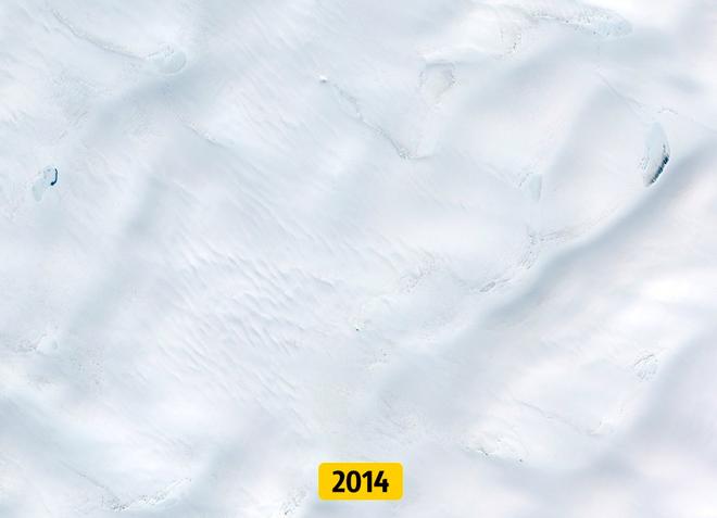 Những hình ảnh biến đổi khí hậu gây sốc toàn thế giới này sẽ cho bạn thấy Trái đất đang lâm nguy đến thế nào - Ảnh 2.