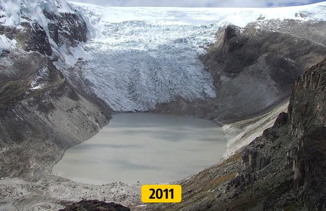 Những hình ảnh biến đổi khí hậu gây sốc toàn thế giới này sẽ cho bạn thấy Trái đất đang lâm nguy đến thế nào - Ảnh 11.