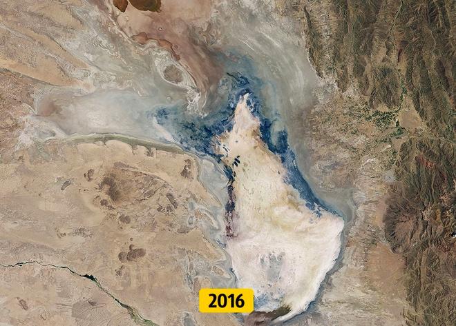 Những hình ảnh biến đổi khí hậu gây sốc toàn thế giới này sẽ cho bạn thấy Trái đất đang lâm nguy đến thế nào - Ảnh 7.