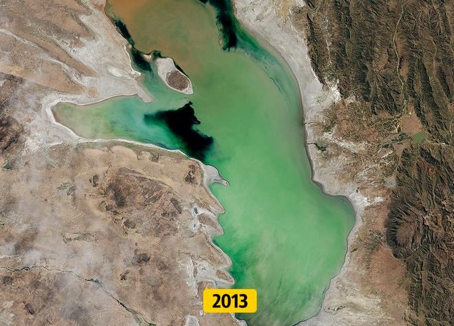 Những hình ảnh biến đổi khí hậu gây sốc toàn thế giới này sẽ cho bạn thấy Trái đất đang lâm nguy đến thế nào - Ảnh 8.