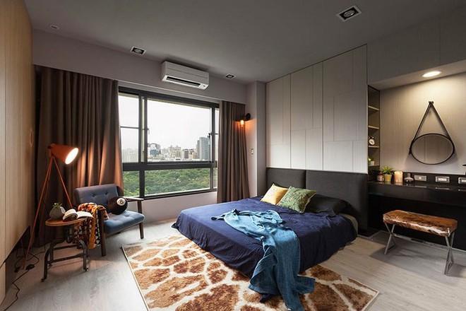 Thiết kế căn hộ 122m2 có phòng bếp lớn - Ảnh 10.