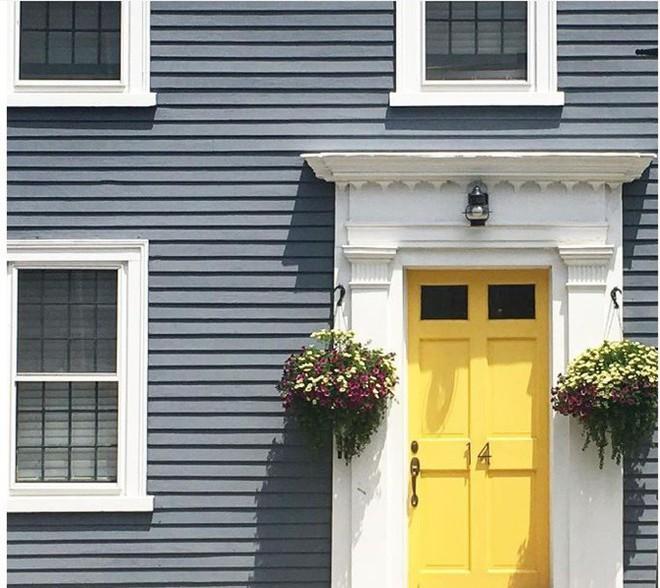 Ngây ngất với những ngôi nhà có khung cửa rộn ràng hoa lá đón xuân về - Ảnh 5.