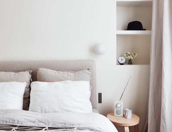 10 ý tưởng giúp phòng ngủ có diện tích nhỏ hẹp trở nên rộng đến bất ngờ - Ảnh 10.