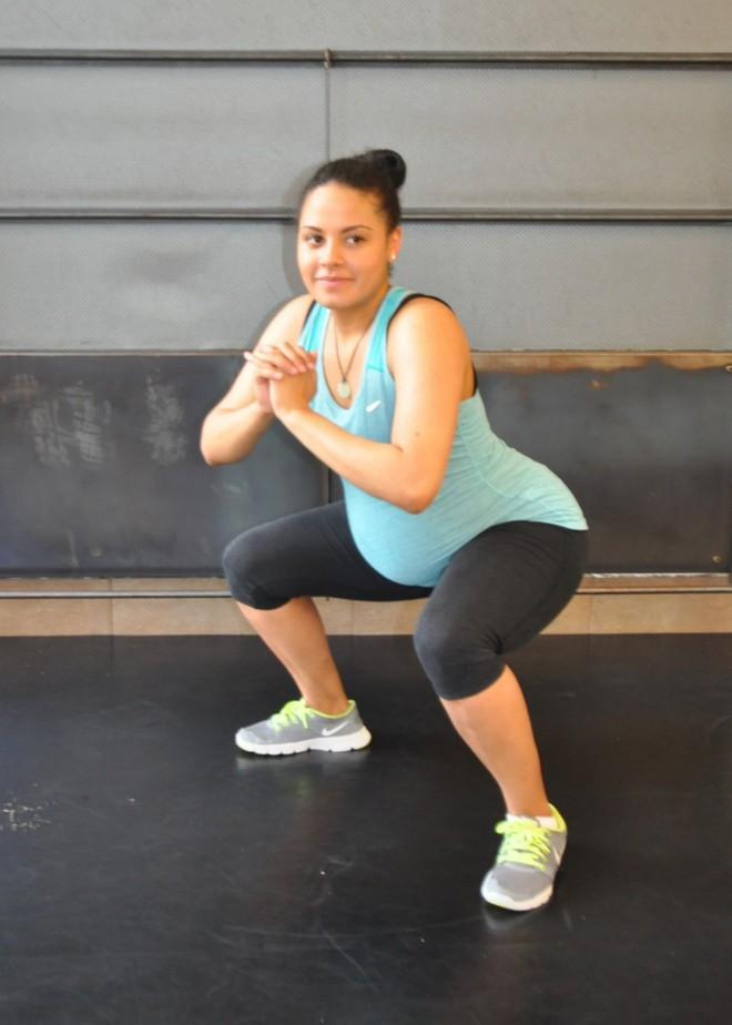 Những bài tập thể dục đơn giản giúp mẹ bầu vượt cạn bằng cách sinh thường dễ dàng, ít đau đớn - Ảnh 3.