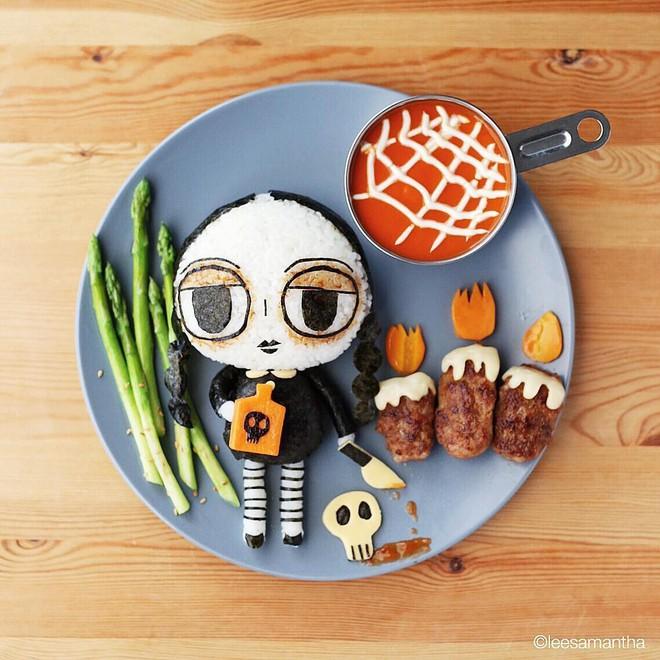 Để con hết kén ăn, bà mẹ khéo tay đã biến bữa ăn thành kiệt tác nghệ thuật - Ảnh 23.