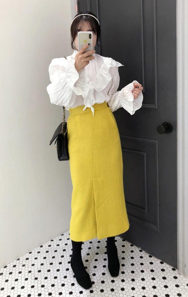 3 cách điệu của áo sơmi và áo blouse đang rất được lòng các nàng điệu đà vào thời điểm này - Ảnh 10.