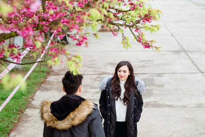Trọn bộ ảnh cưới vai trần trong băng tuyết của cặp đôi Hà Nội tại Sapa khiến MXH xuýt xoa vì lạnh quá! - Ảnh 10.