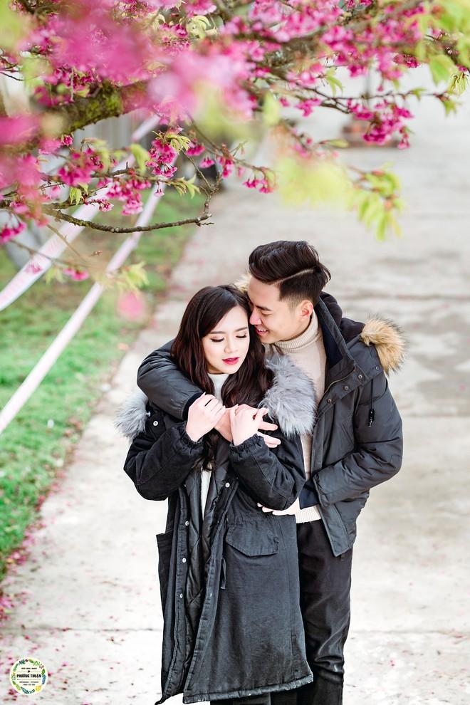 Trọn bộ ảnh cưới vai trần trong băng tuyết của cặp đôi Hà Nội tại Sapa khiến MXH xuýt xoa vì lạnh quá! - Ảnh 11.