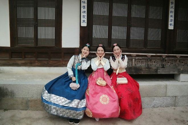Trang phục truyền thống của các nước đón Tết âm lịch có gì khác biệt - Ảnh 18.
