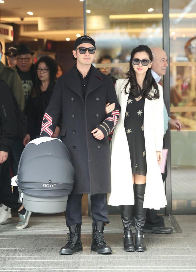 Đẹp đôi đã đành, 4 cặp đôi Hoa ngữ này còn sở hữu gu thời trang ăn ý vô cùng - Ảnh 6.