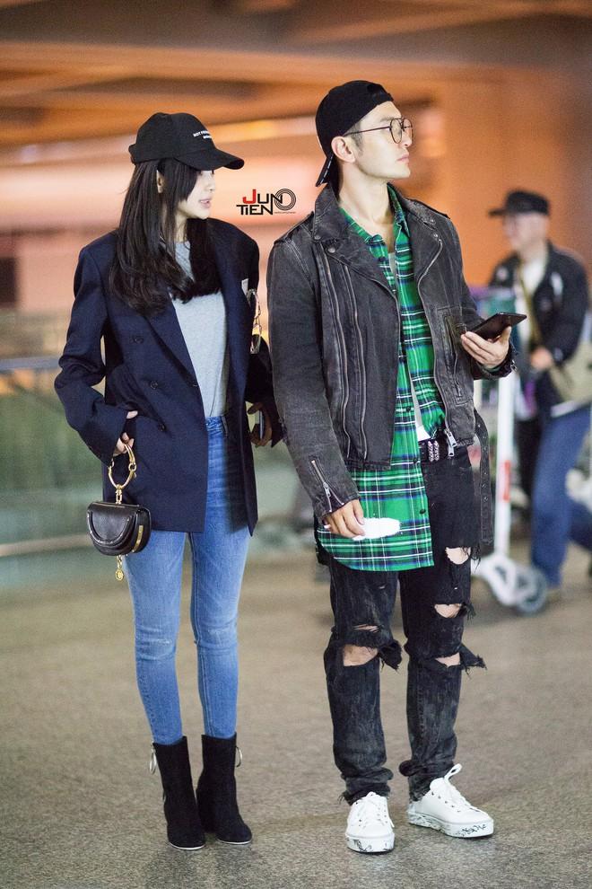 Đẹp đôi đã đành, 4 cặp đôi Hoa ngữ này còn sở hữu gu thời trang ăn ý vô cùng - Ảnh 8.