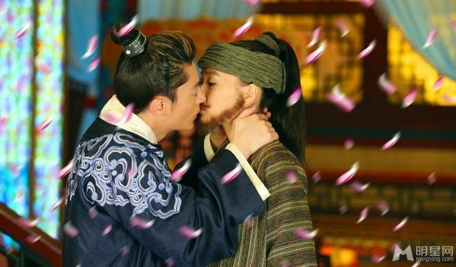 Cách hôn của Đường Yên khiến cô nàng xứng đáng là nữ hoàng khóa môi của màn ảnh Hoa Ngữ! - Ảnh 6.