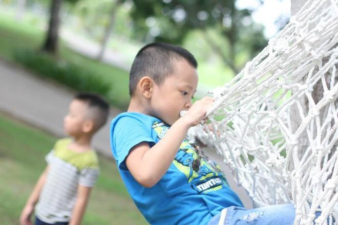 Gợi ý các trò vận động dễ dàng giúp trẻ khởi đầu năm mới thật khỏe mạnh và hoạt bát - Ảnh 2.