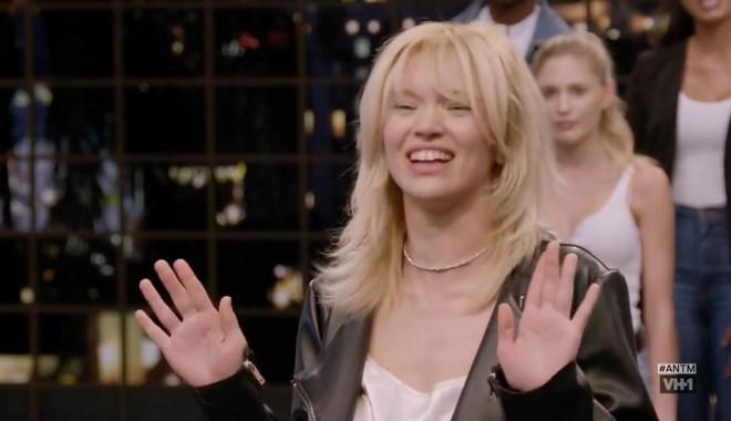 """""""Cô gái tóc hồng"""" vừa rút khỏi Next Top Mỹ: Lí lắc trước giám khảo nhưng khó chịu ở nhà chung! - Ảnh 4."""