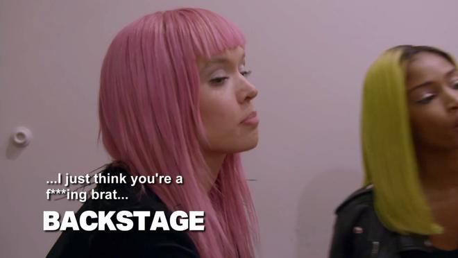 """""""Cô gái tóc hồng"""" vừa rút khỏi Next Top Mỹ: Lí lắc trước giám khảo nhưng khó chịu ở nhà chung! - Ảnh 9."""