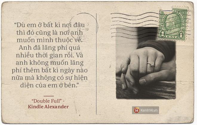 Những trích dẫn lãng mạn giúp bạn khởi đầu một năm mới đầy yêu thương - Ảnh 4.