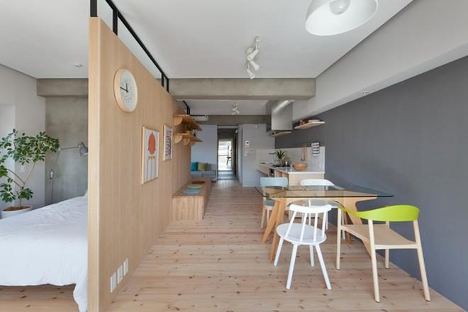 Căn hộ nhỏ rộng gấp đôi nhờ biết cách sắp xếp nội thất - Ảnh 7.