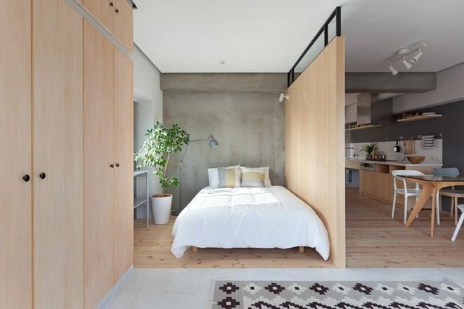Căn hộ nhỏ rộng gấp đôi nhờ biết cách sắp xếp nội thất - Ảnh 8.