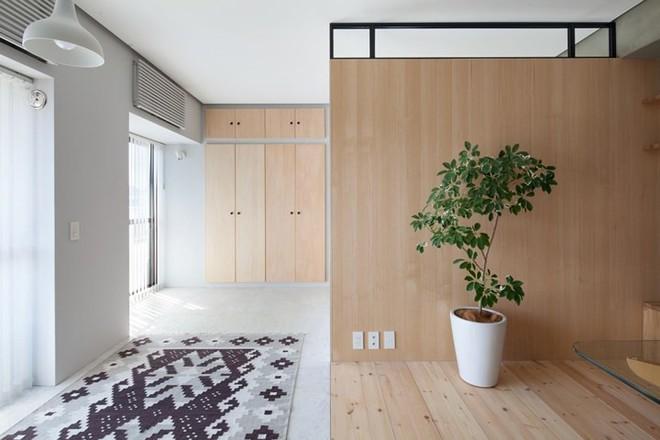 Căn hộ nhỏ rộng gấp đôi nhờ biết cách sắp xếp nội thất - Ảnh 9.