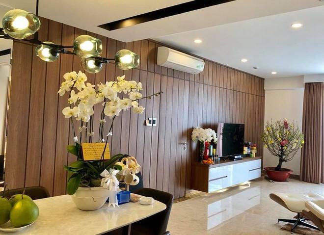 Ngắm căn hộ hạng sang với view ngắm Sài Gòn tuyệt đẹp của bạn gái Cường Đôla - Ảnh 5.