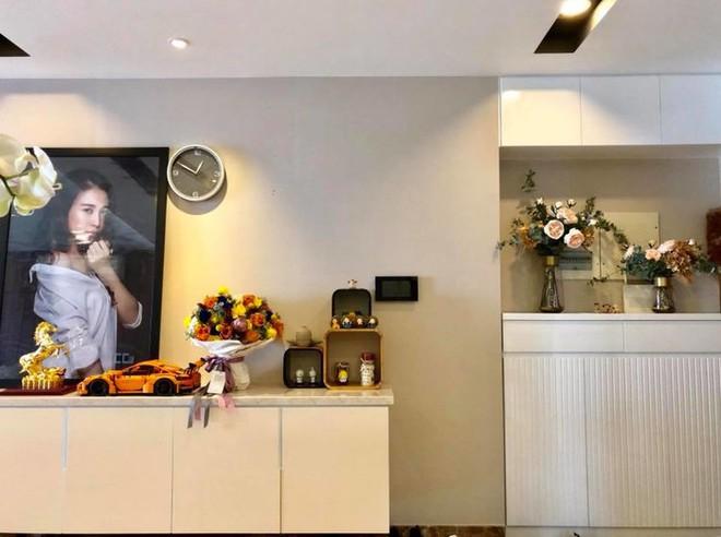Ngắm căn hộ hạng sang với view ngắm Sài Gòn tuyệt đẹp của bạn gái Cường Đôla - Ảnh 7.