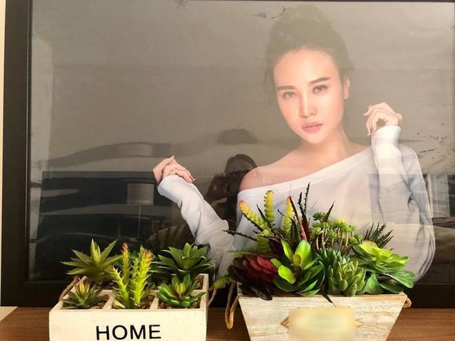 Ngắm căn hộ hạng sang với view ngắm Sài Gòn tuyệt đẹp của bạn gái Cường Đôla - Ảnh 8.