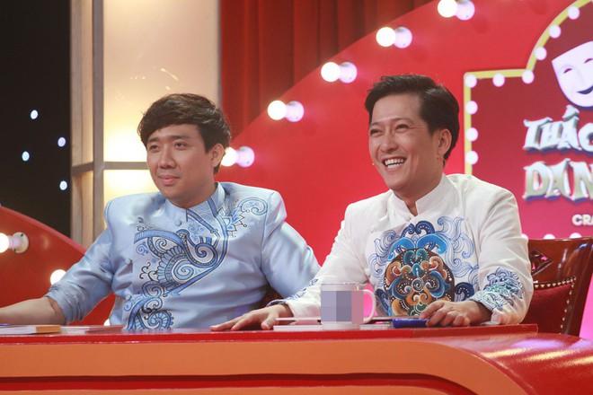 Cô bán chè Kim Dung trở lại, Trấn Thành - Trường Giang lại cười không thể kìm nén - Ảnh 1.