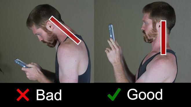Nếu không muốn bị đau lưng và cổ do tư thế của cơ thể không đúng, đừng quên những điều này - Ảnh 7.