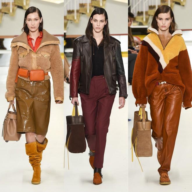 Tuần lễ thời trang Milan: Người mẫu vừa catwalk vừa bế trên tay 1 chú tiểu Tuất cực đáng yêu - Ảnh 6.