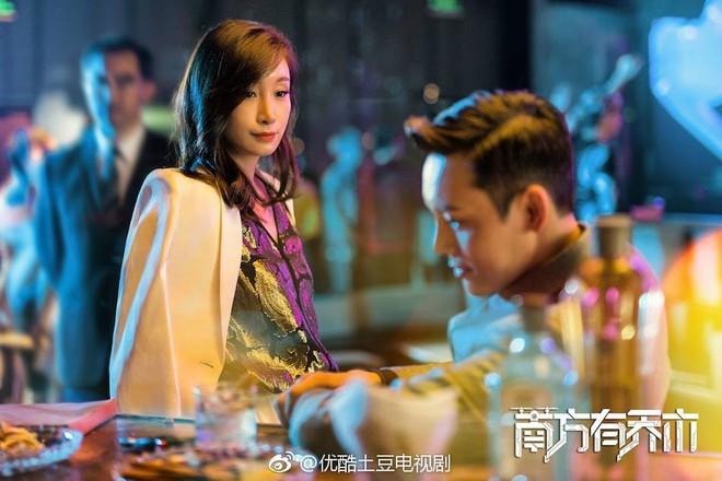 Bạch Bách Hà tái xuất màn ảnh nhỏ, cặp kè Trần Vỹ Đình sau scandal ngoại tình - Ảnh 8.