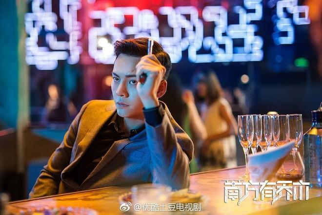 Bạch Bách Hà tái xuất màn ảnh nhỏ, cặp kè Trần Vỹ Đình sau scandal ngoại tình - Ảnh 5.