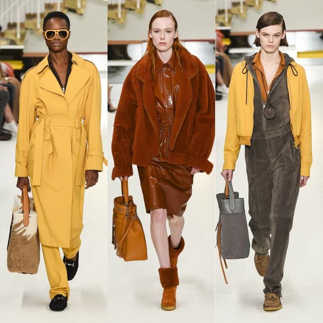 Tuần lễ thời trang Milan: Người mẫu vừa catwalk vừa bế trên tay 1 chú tiểu Tuất cực đáng yêu - Ảnh 7.