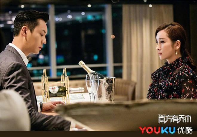 Bạch Bách Hà tái xuất màn ảnh nhỏ, cặp kè Trần Vỹ Đình sau scandal ngoại tình - Ảnh 9.