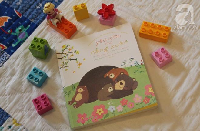 Cuốn sách tuyệt vời nuôi dưỡng trí thông minh cảm xúc cho bé từ trong bụng mẹ - Ảnh 1.