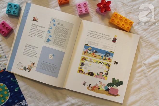 Cuốn sách tuyệt vời nuôi dưỡng trí thông minh cảm xúc cho bé từ trong bụng mẹ - Ảnh 2.
