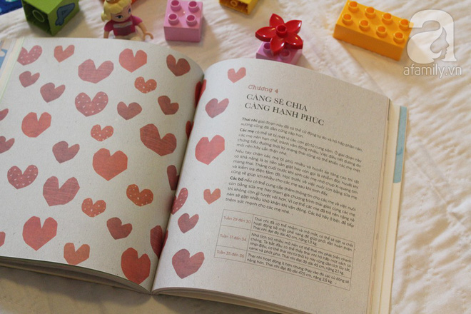 Cuốn sách tuyệt vời nuôi dưỡng trí thông minh cảm xúc cho bé từ trong bụng mẹ - Ảnh 5.