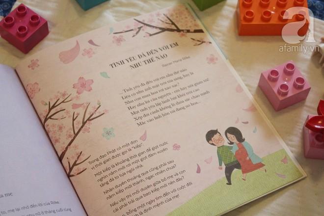 Cuốn sách tuyệt vời nuôi dưỡng trí thông minh cảm xúc cho bé từ trong bụng mẹ - Ảnh 7.