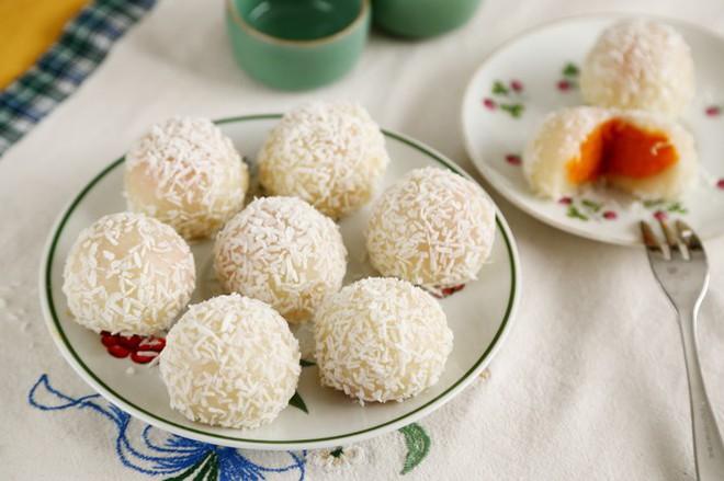 Mochi khoai lang - món bánh ngọt mát bạn nên thử - Ảnh 4.