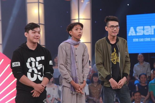 Thách thức danh hài: Cô bé 13 tuổi thổ lộ chưa đi diễn, nhưng bị phát hiện từng là thí sinh của gameshow hài - Ảnh 7.