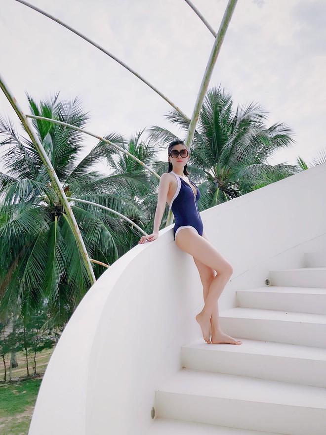 Thanh Trang - MC xinh đẹp của Café sáng chia sẻ kinh nghiệm về dáng sau sinh tức thì - Ảnh 16.