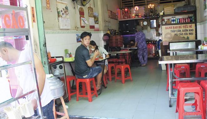 Tiệm dimsum bình dân siêu rẻ, chỉ 10 ngàn/ đĩa mà chất lượng chẳng kém ai, chuẩn vị người Hoa xưa ở Sài Gòn - Ảnh 2.