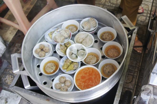 Tiệm dimsum bình dân siêu rẻ, chỉ 10 ngàn/ đĩa mà chất lượng chẳng kém ai, chuẩn vị người Hoa xưa ở Sài Gòn - Ảnh 5.