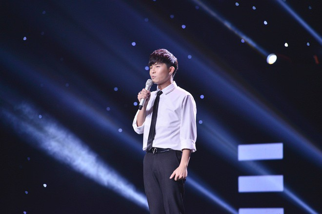 Ơn giời, nhờ Hồ Hoài Anh mà Gin Tuấn Kiệt không bị loại khỏi Sing my song  - Ảnh 3.