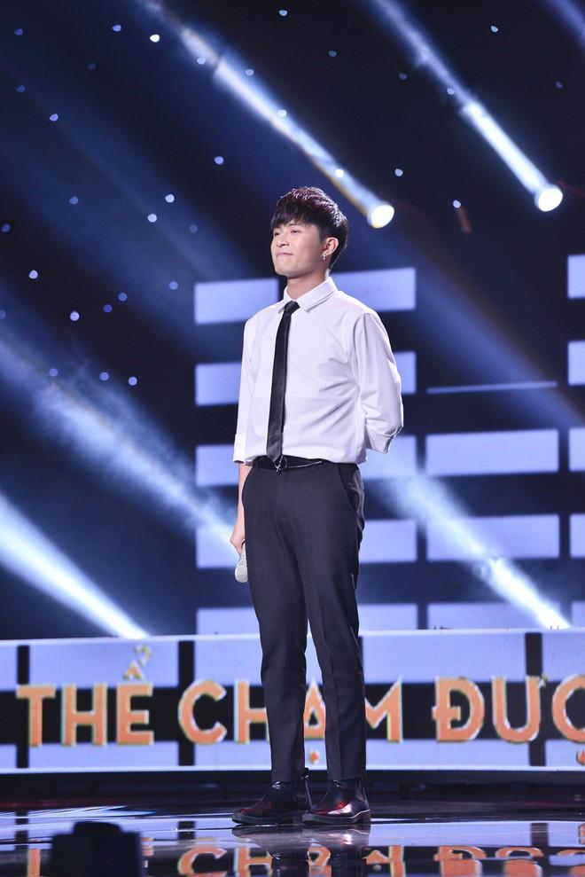Ơn giời, nhờ Hồ Hoài Anh mà Gin Tuấn Kiệt không bị loại khỏi Sing my song  - Ảnh 4.
