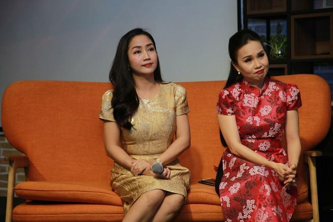 Ốc Thanh Vân phải chườm đá vì khóc quá nhiều khi làm MC gameshow - Ảnh 4.